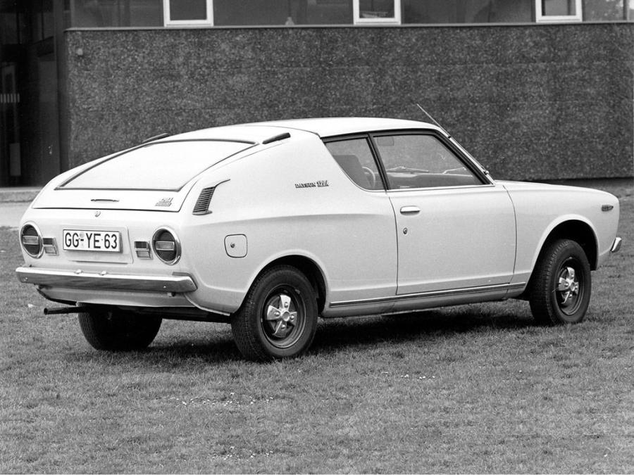 Datsun Cherry 120A Coupe
